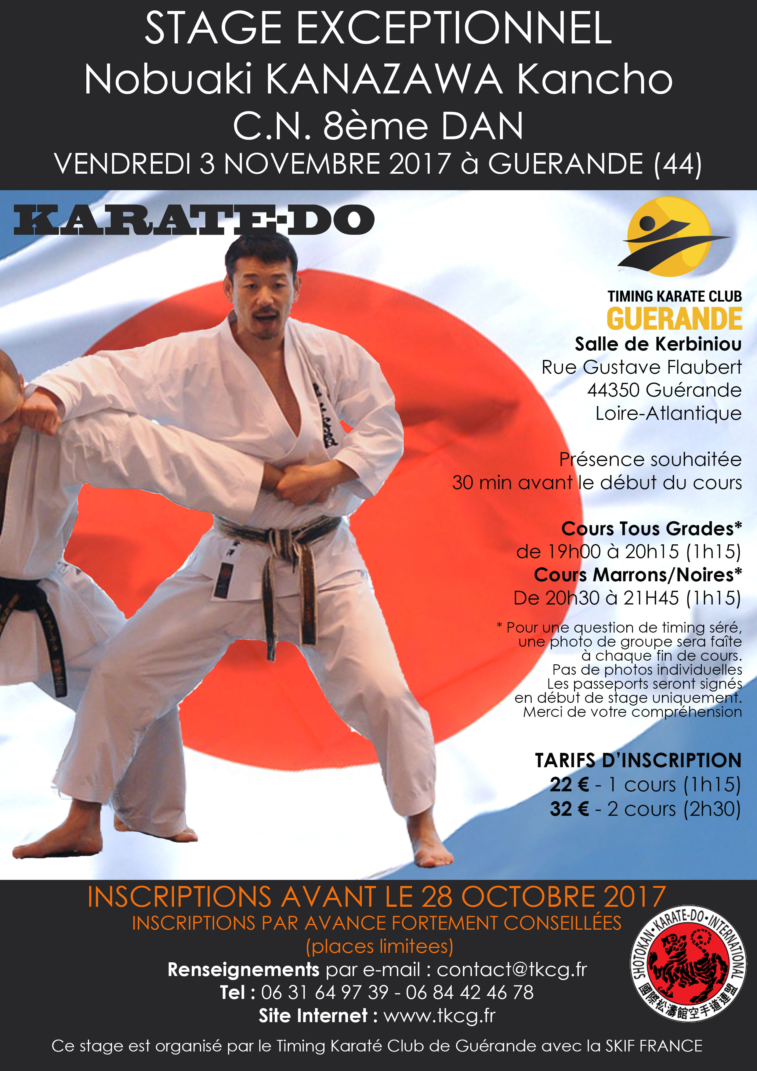 club karate loire atlantique
