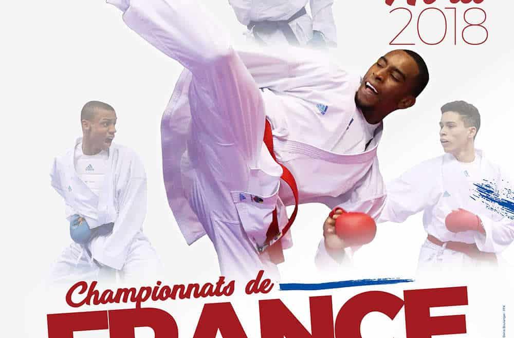 Clarisse et Samuel aux Championnats de France Juniors