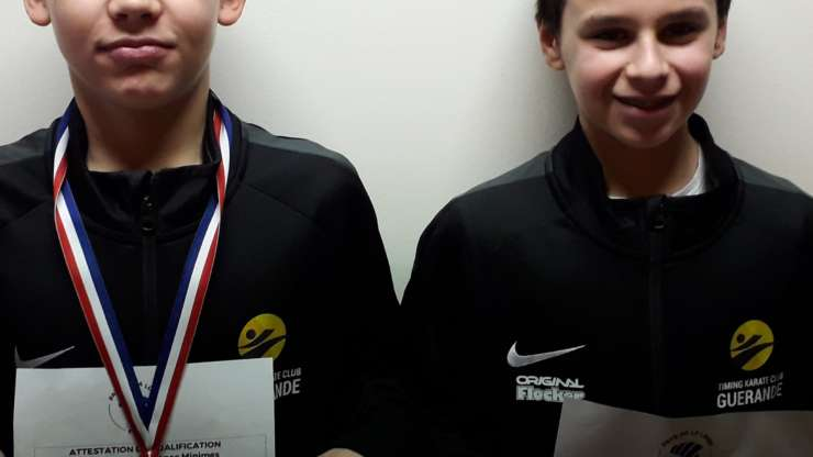 2 nouveaux qualifiés au France