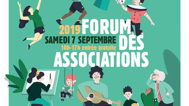 Forum des associations 2019-2020