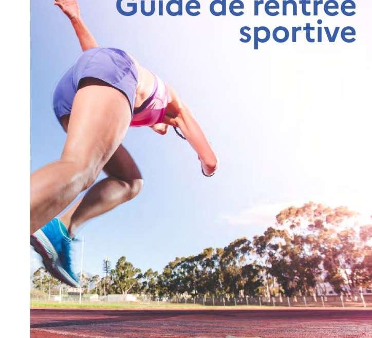 Guide de rentrée sportive