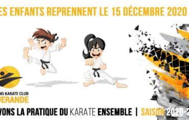 Les enfants reprennent les cours le 15 décembre