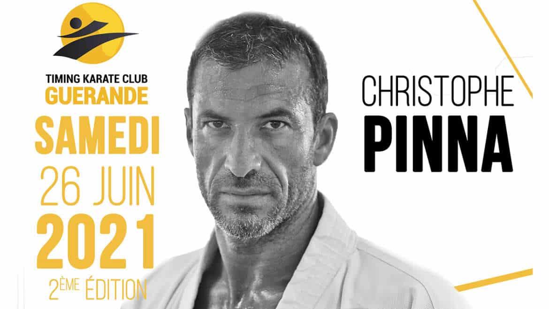 Stage avec Christophe PINNA