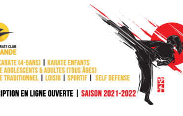 Nouvelle saison 2021-2022